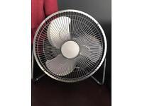 Metal 2 Speed Desk Fan