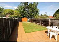 NEWLY REFURBISHED 3 BED GARDEN FLAT TO RENT