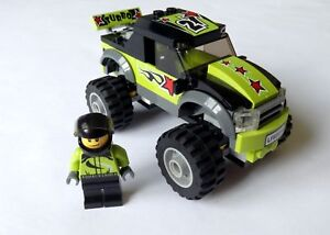 Lego monster truck retired, 60055