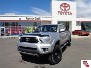 2012 Toyota Tacoma TRD SPORT 4x4 Double Cab V6 ONE OWNER CLEAN C