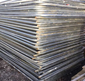 🌺Security Heras Used High Quality Fencing Panels • HeavyDuty used