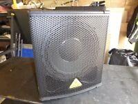 Bass Speaker - Active - 12inch