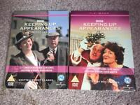 Keeping up Appearances Series 1-4