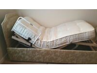 Okin Okimat Remote Controlled Single Bed and Mattress