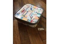 Vintage vanity case/sewing box