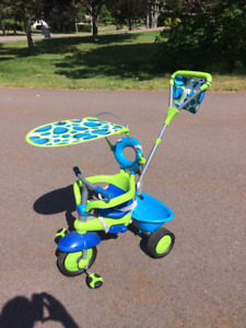 4-1 Tricycle $35.00! Retails for over $100!!