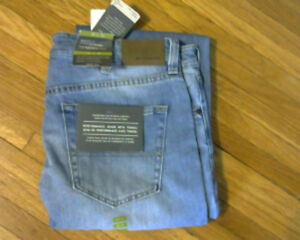 Mens Denver Hayes Performance Jeans with Tencel [new]36X32