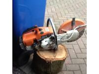 Stilth petrol cutter