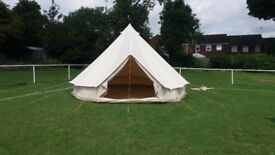 **** Bell Tent SoulPad 5000-ease ****
