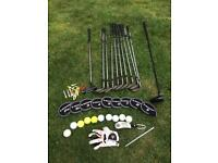 Full Golf set with bag