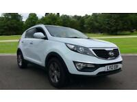 2012 Kia Sportage 1.7 CRDi ISG 2 5dr Manual Diesel Estate