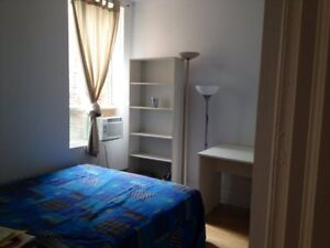 Berri-UQAM,perfect room for a female student or professional