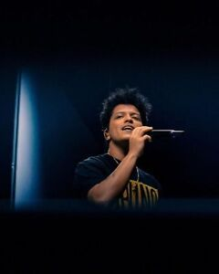 Activate your sexy at BRUNO MARS in TO - 1st/2nd row balcony