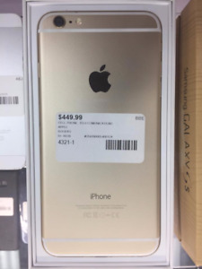 16gb iPhone 6+ with Rogers for sale!