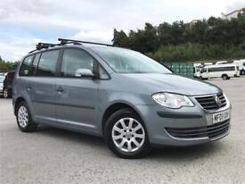 Volkswagen Touran 1.9 TDI S MPV 5dr (7 Seats)