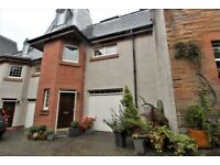 Charming four bedroom unfurnished town house - Belford Mews - Dean Village