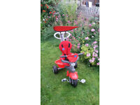 Smart Trike Dream - Red - Excellent Condition