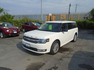 2013 Ford Flex SEL AWD!! WWW.PAULETTEAUTO.COM  MAJOR BANK RATES!