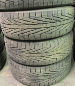 Goodyear Assurance Triple Tread Tires 17 INCH in size (4Tires)(P