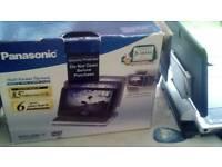 Portable Panasonic DVD players