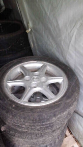 4x114.3 -  16 Inch wheels