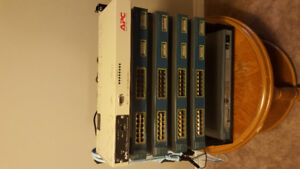 Cisco 3550 with rack and power supply