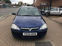 2005 Vauxhall Corsa 1.2i 16v SXi 65000 Miles Long Mot 2 Owners Bargain