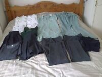 girls school clothes