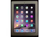 Apple iPad 2 16GB WiFi white.