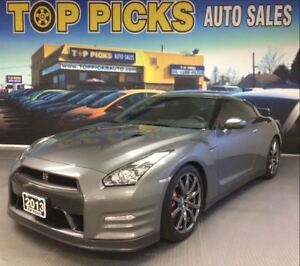 2013 Nissan GT-R RARE GT-R PREMIUM, NAVIGATION, ONE OWNER, CLEAN