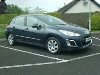 2012 Peugeot 308 1.6Hdi Facelift Model With Sat Nav, finance available