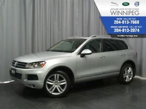 2014 Volkswagen Touareg Execline TDi *SPECIAL MONTH END OFFER* T