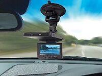 Streetwize Dash Cam Screen Compact In-Car Digital Video Recorder, 2.5-inch