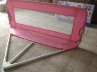 Children's Tomy bed rail / guard