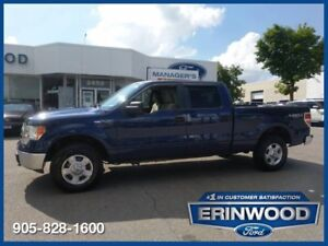 2010 Ford F-150 XLT5.4L 8CYL/AUTO/AC/PGROUP/ALLOYS