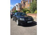 Audi TT 1.8t Quattro, Black Leather, Bose sound