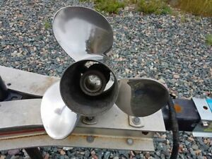 Quicksilver propeller
