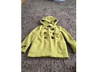 Next duffle coat. 9-10 years