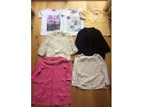 Selection of girls clothes size 11-12 years