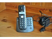 Phillips cd145 cordless phone with answering machine