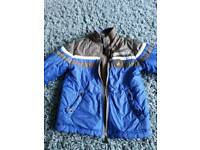 Boys Diesel reversible jacket Age 5