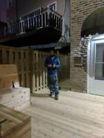 Custom Decks, Fences, Sheds