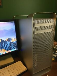 Apple Mac Pro 12 Cores @ 3.33 ghz to 3.6 ghz