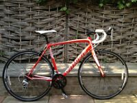 Specialized allez road bike 2011