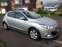 59 Reg Renault Megane Expression 1.5DCI Diesel £30 Tax as Astra Fiesta Corsa Clio Golf Polo 308