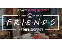 4 x FriendsFest Tickets with Set Tour - Saturday 12th August (Heaton Park, Manchester)
