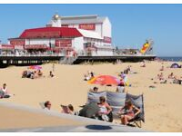 Great Yarmouth beach 4 tickets