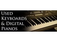WANTED Yamaha Keyboards WANTED