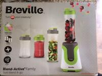 Breville Blend Active personal blender family pack