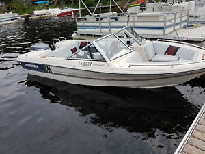 Bowrider 17 foot Sunray with 115 Yamaha includes trailer